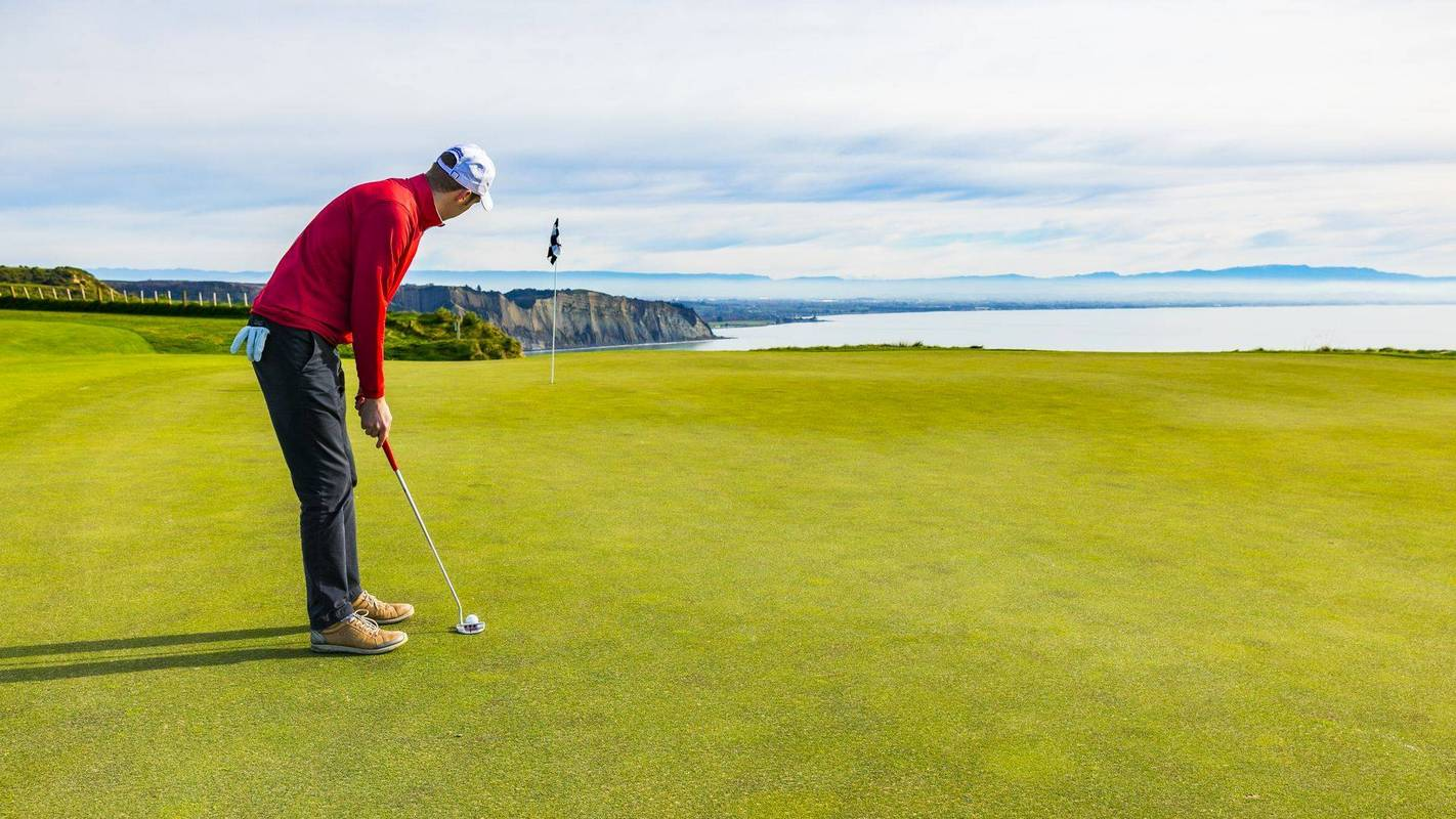 Golf at Cape Kidnappers | Cape Kidnappers