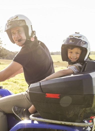 Quad Biking Experiences & Packages | Cape Kidnappers