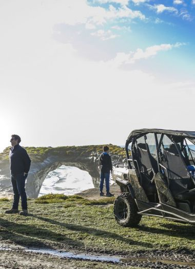 Cape Kidnappers Eco-Drive Signature Experience