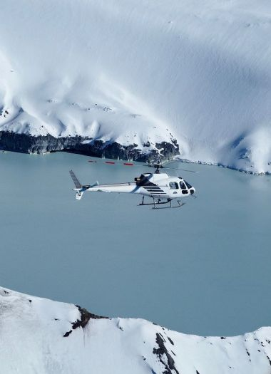 Central Plateau And Lake Taupo Scenic Flight | Robertson Lodges